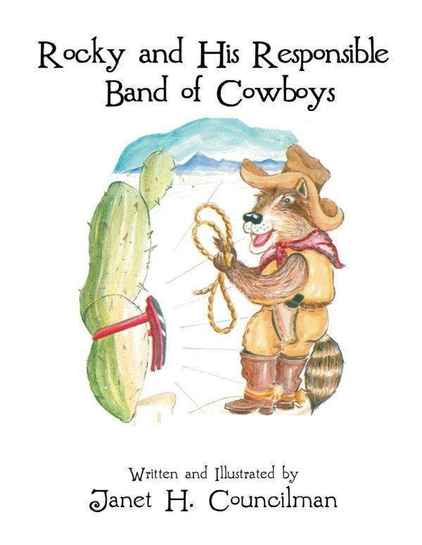 Rocky and His Responsible Band of Cowboys cover