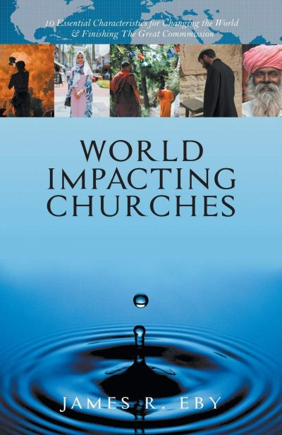 World Impacting Churches cover