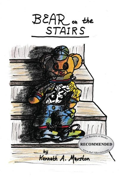 Bear on the Stairs cover
