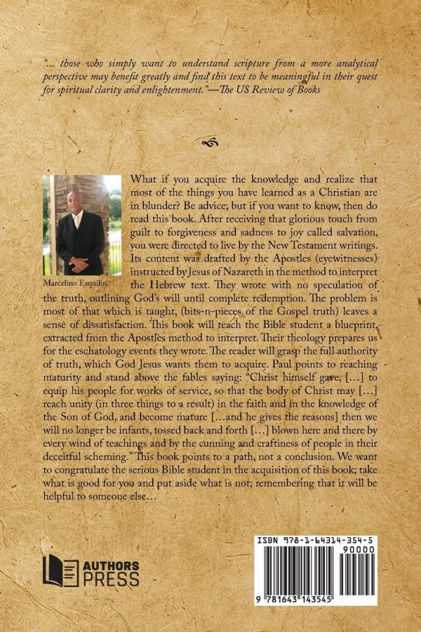 The Apostles Methodology to Interpret Scripture